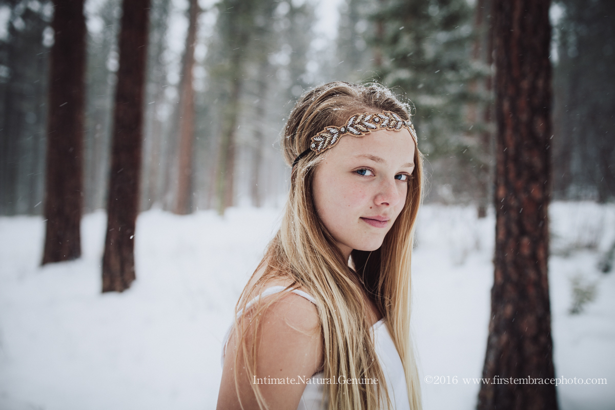 Daughter Snow Session